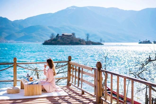 泸沽湖一念花舍|1晚/2晚套餐,享下午茶,玫瑰花瓣澡,特色伴手礼